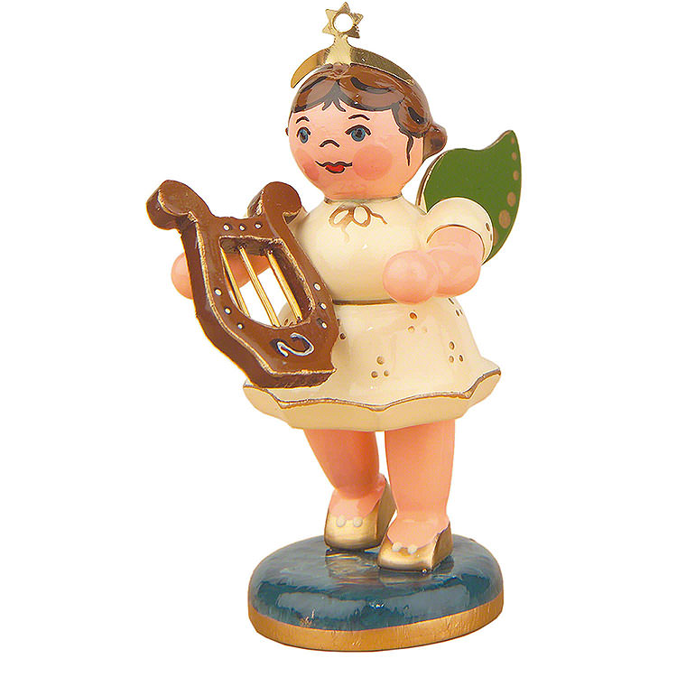 Angel with Lute  -  6,5cm / 2,5 inch