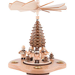 1 - Tier Pyramid  -  Advent Singers  -  24cm / 9.4 inch