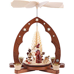 1 - Tier Pyramid  -  The Giving  -  30cm / 12 inch