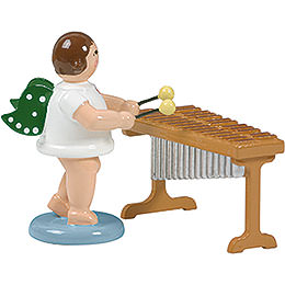 Angel at the Xylophone  -  6,5cm / 2.5 inch