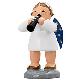 Angel with Flute  -  5cm / 2 inch