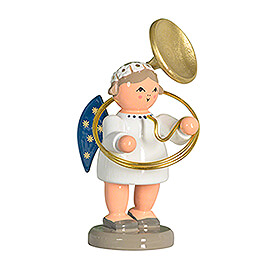 Angel with Sousaphone  -  5cm / 2 inch