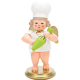 Baker Angel with Cornet  -  7,5cm / 2.8 inch