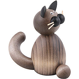 Cat Karli Sitting  -  7cm / 2.8 inch