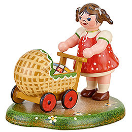 Country Idyll Laura's Doll  -  6cm / 2.4 inch