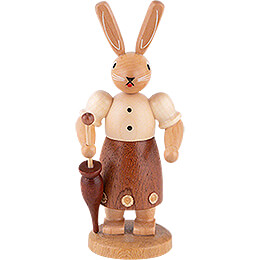 Easter Bunny Female Natural Colors  -  11cm / 4 inch