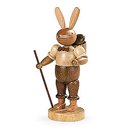 Easter Bunny (male) Natural Colors  -  17cm / 7 inch