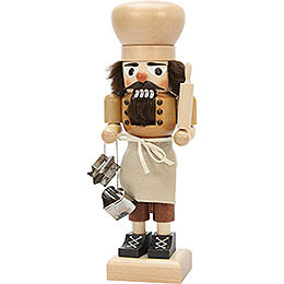 Nutcracker  -  Baker Natural  -  27cm / 10.6 inch