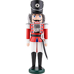 Nutcracker  -  Hussar Red  -  50cm / 20 inch