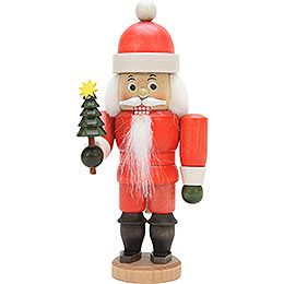 Nutcracker  -  Santa Claus Glazed  -  17,5cm / 6.9 inch