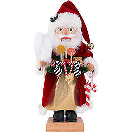 Nutcracker Santa Claus with Candy  -  46,5cm / 18.3 inch