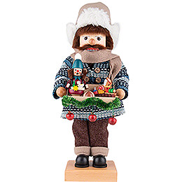 Nutcracker  -  Toy Salesman  -  49,5cm / 19.5 inch