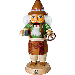 SmokeCracker  -  Bavarian at Oktoberfest  -  27cm / 10.6 inch