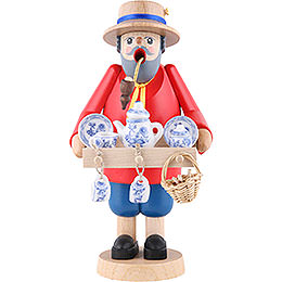 Smoker  -  China Salesman  -  18cm / 7 inch