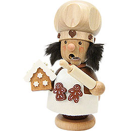 Smoker  -  Confectioner Natural  -  13,5cm / 5 inch