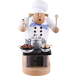 Smoker  -  Cook with Oven  -  20cm / 8 inch