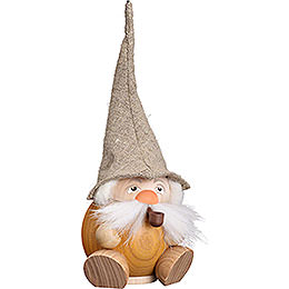 Smoker  -  Forest Dwarf Sand Yellow  -  Ball Figure  -  18cm / 7 inch