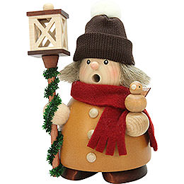 Smoker  -  Lantern Boy Natural  -  14cm / 5.5 inch