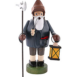 Smoker  -  Nightwatchman with Lantern  -  18cm / 7 inch