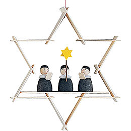 Tree Ornament  -  Carolers  -  9,5cm / 3.7 inch
