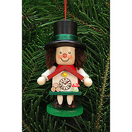 Tree Ornament  -  Rascal Black Forester  -  10,5cm / 4.1 inch