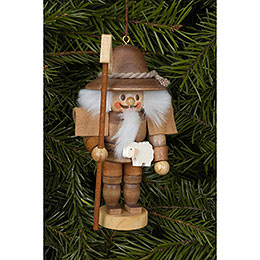 Tree Ornament  -  Shepherd Natural  -  10,5cm / 4 inch