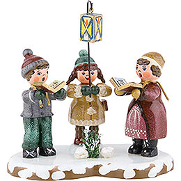 Winter Children Winter Group  -  10cm / 4 inch